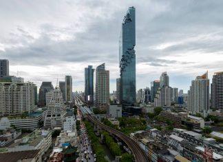 Mahanakhon Project Bangkok
