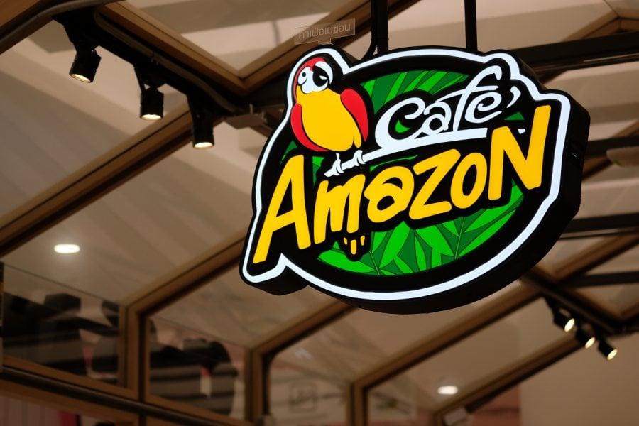 Cafe Amazon กาแฟอเมซอน