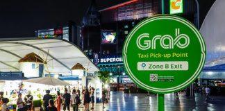 Grab Bangkok Thailand