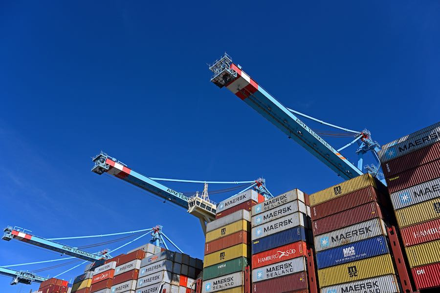 Container Export