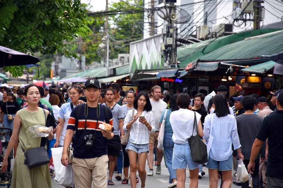 JJ Market Chatuchak Market Thailand