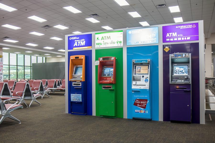 Thai Bank ATM