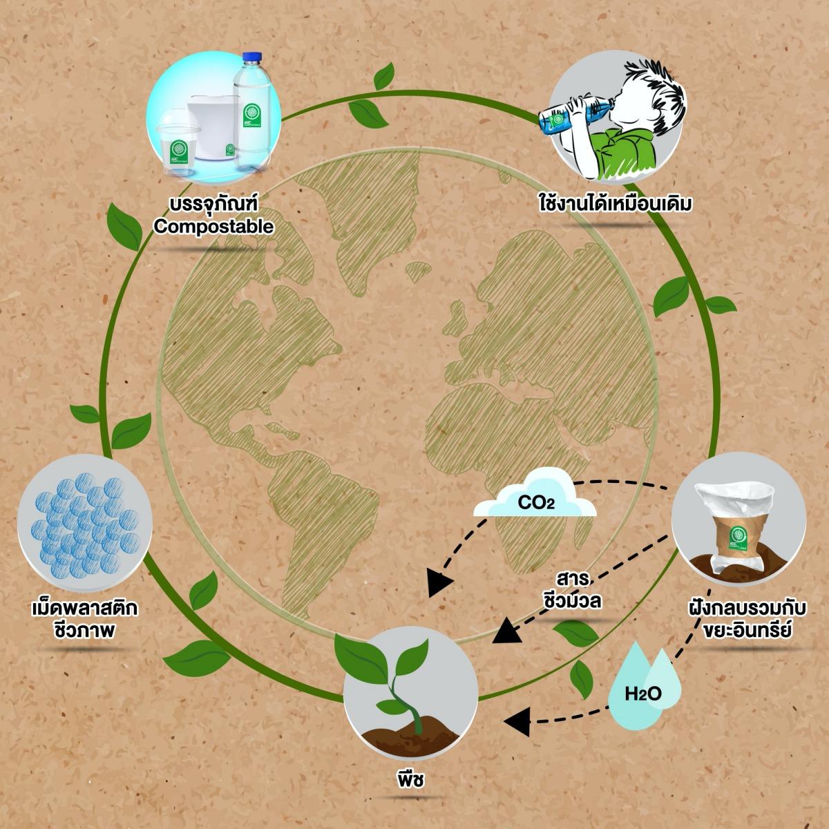 ความจริงที่ควรรู้เกี่ยวกับพลาสติกชีวภาพที่สลายตัวได้ทางชีวภาพ ...