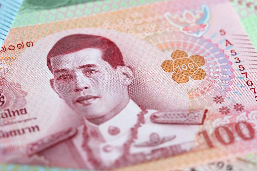 Thai Baht Note