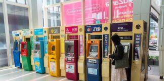 ATM Bank Thailand