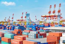 Yokohama Port Container Trade