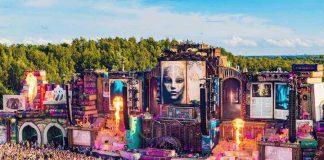 Tomorrowland ทูมอร์โรว์แลนด์