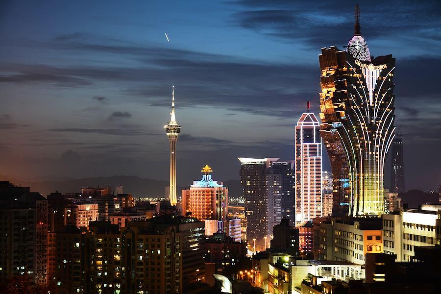 Macau มาเก๊า