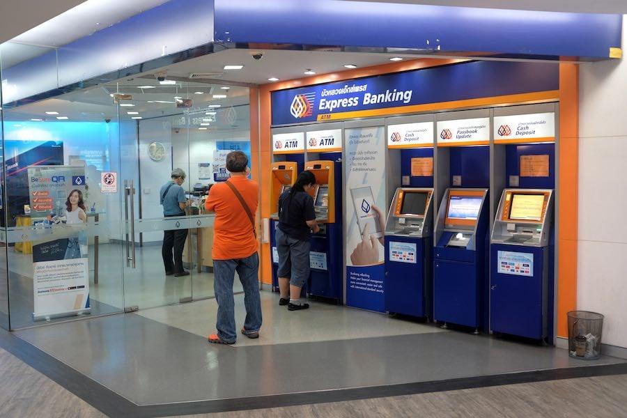 Bangkok Bank ธนาคารกรุงเทพ BBL