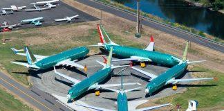 Boeing 737 MAX โบอิ้ง