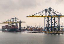 ท่าเรือแหลมฉบัง Thailand Port Container