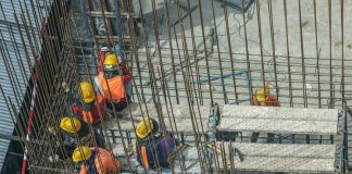 Thailand Worker Construction แรงงาน ก่อสร้าง
