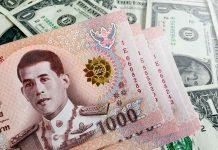 Thai Baht US Dollar