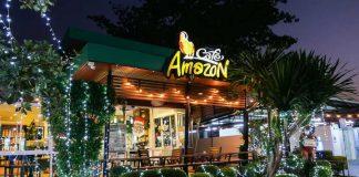 Cafe Amazon ร้านคาเฟ่อเมซอน