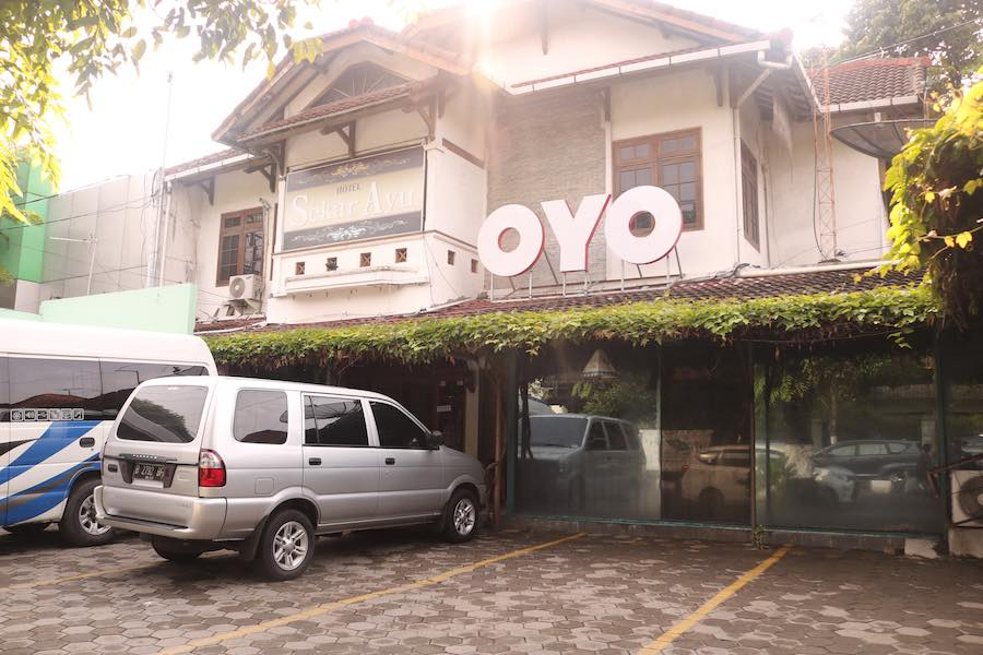 OYO Rooms Hotels