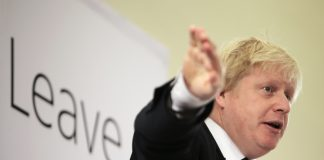 บอริส จอห์นสัน Boris Johnson
