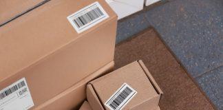 Online Delivery Parcel E-commerce