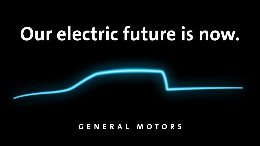 รถยนต์ไฟฟ้าแบบกระบะ
