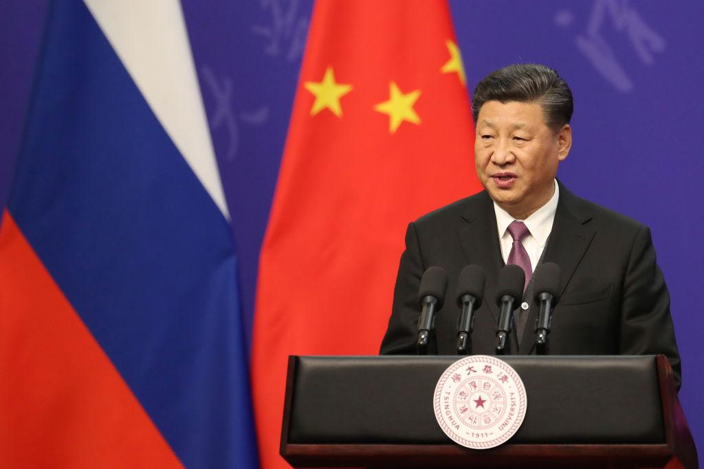 สี จิ้นผิง Xi Jinping จีน