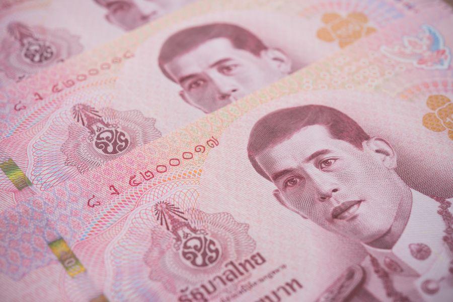 Thai Baht เงินบาท