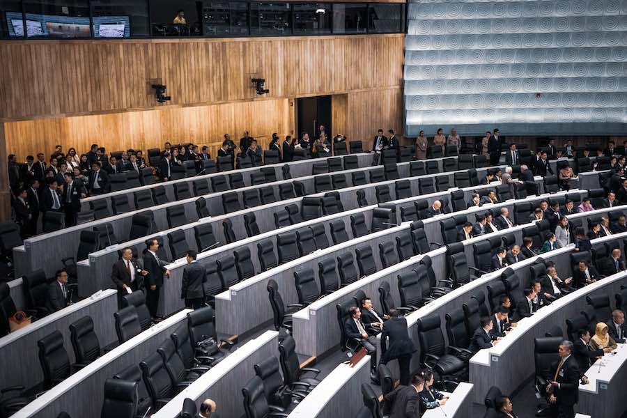Thai Parliament รัฐสภาไทย