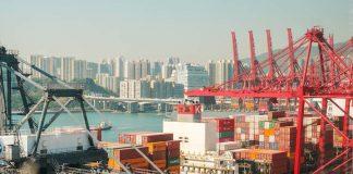 Hong Kong Port ฮ่องกง