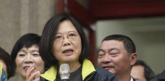 Tsai Ing-wen ไช่ อิง-เหวิน ประธานาธิบดีไต้หวัน