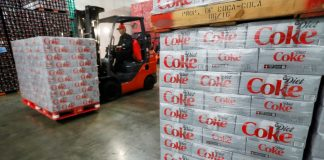Coca-Cola Predicts Drop In Profit This Year
