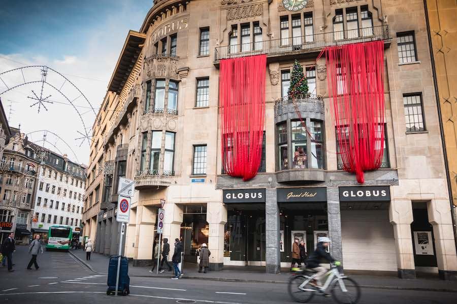 Globus Store Switzerland