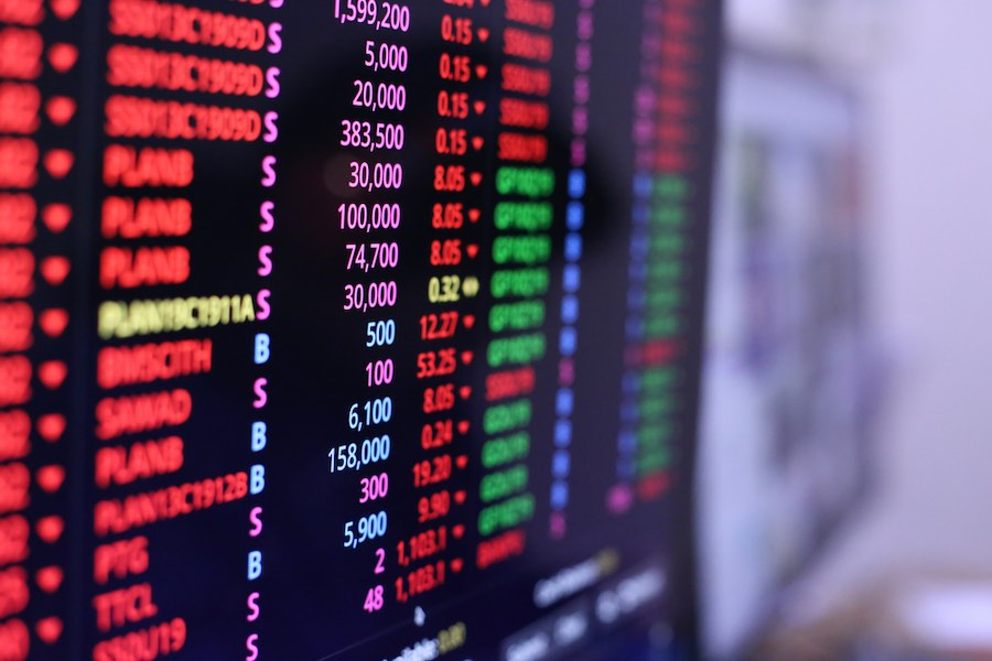 SET Streaming Trading หุ้น