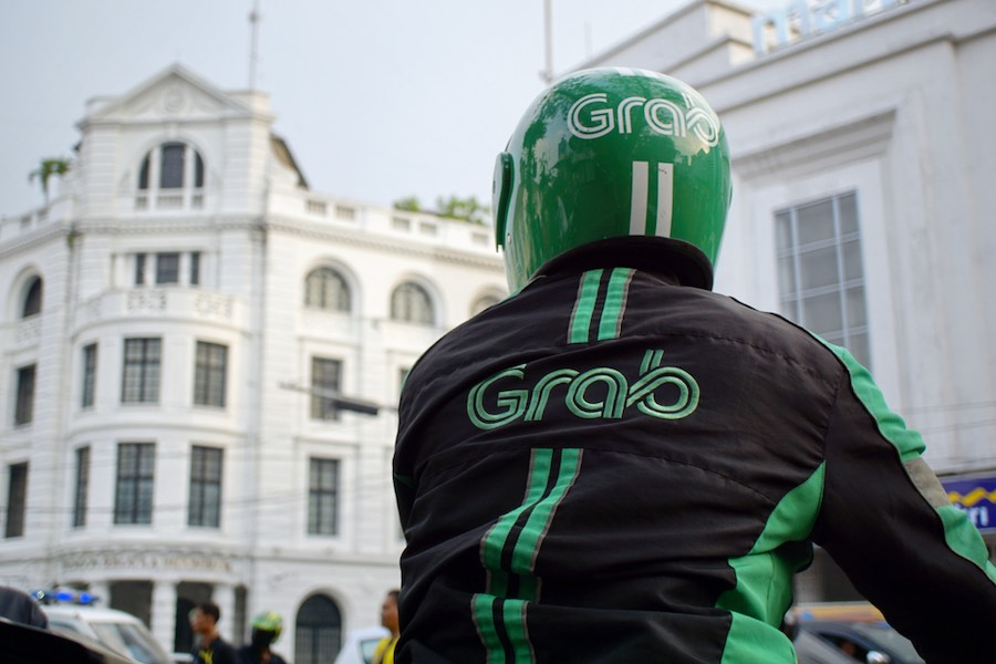 Grab Ride Hailing