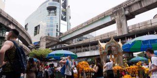 Bangkok Erawan Shrine
