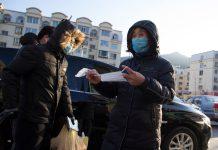 Chinese Mask Coronavirus