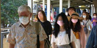 Thailand Face Masks Coronavirus ไวรัสโคโรนา