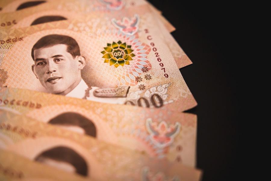 Thai Baht Note ธนบัตร