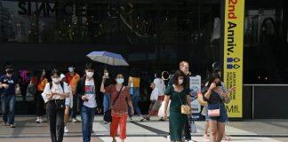 Bangkok Face Masks Covid-19