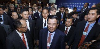 Hun Sen ฮุน เซน