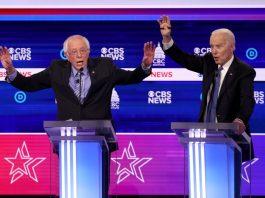 Bernie Sander vs. Joe Biden