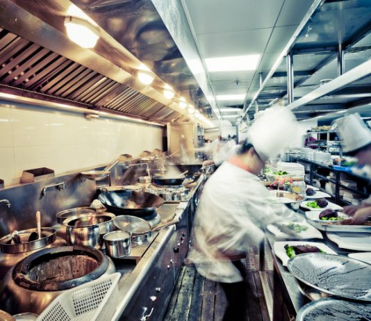 ครัว ร้านอาหาร kitchen