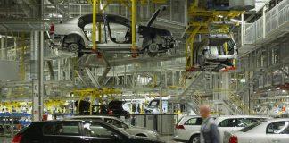 GM factory