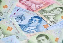 Thai Bank Note ธนบัตรไทย