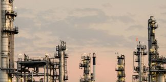 Oil Refinery Plant โรงกลั่นน้ำมัน