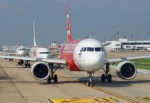 Thailand Aviation Don Muang Airport