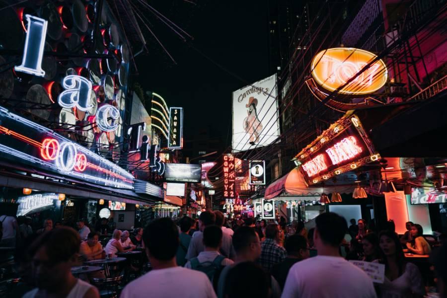 Bangkok Night Cowboy Asoke