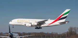 Emirates Airline สายการบิน เอมิเรตส์