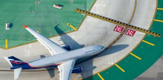 Aeroflot Airlines Russia