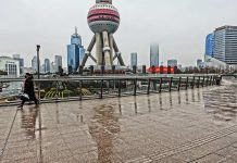 Shanghai China เชี่ยงไฮ้ จีน