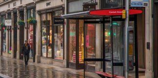 London Store Closing COVID-19
