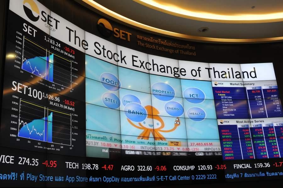 Stock Exchange of Thailand SET ตลาดหลักทรัพย์
