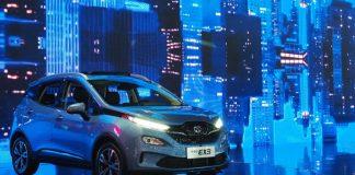 รถยนต์ไฟฟ้า BAIC